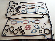 Ford Cosworth 24 V 2.9 BOA V6 Valve cover / inlet / throttle bodies gasket set