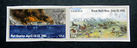 Sc # 4522-4523 ~ Forever Stamp, The Civil War:1861 Issue Horizontal Pair (ce19)