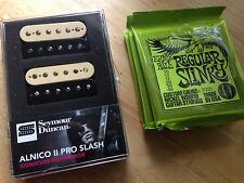 Seymour Duncan Slash Alnico II Pro Humbucker Pickup Set Zebra 3 SETS ERNIE BALL