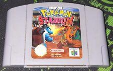Pokemon Stadium on N64