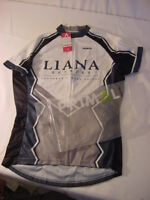 NWT - PRIMAL HAPPY TRAILS CYCLING JERSEY Liana Estates Napa Valley Womens Large