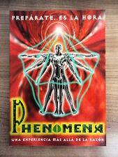 Libro Rol,Phenomena,La Factoria 1997
