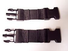 2 Leg Extension Straps for our DROP LEG Holster ..Made In USA