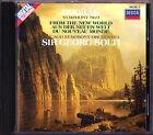 Georg SOLTI: DVORAK Symphony 9 From the New World CD Sinfonie Aus derNeuen Welt