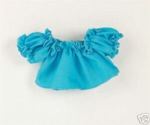 Webkinz Clothes Blue Cute Blouse Shirt NEW Code NIP