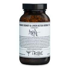 TRIBU Skincare Organic Rein et Foie Detox Herbal Tea