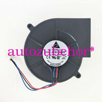 For DELTA BFB1012EH Double ballLarge air volume turbo fan12V2.94A97*94*33mm3wire