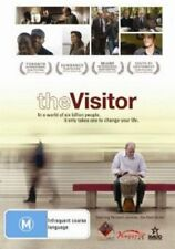 The Visitor  - DVD - NEW Region 4