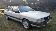 1990 Audi 100/200 Quattro Turbo Avant ,UR engine Rare spec leather and climate