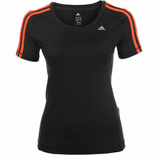 adidas Polyester Short Sleeve T-Shirts for Women
