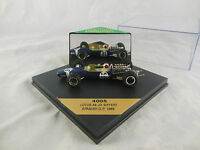 Heritage Formula 1 / Quartzo 4005 Lotus 49 Jo Siffert Spanish GP 1968 scale 1:43