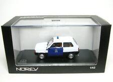 Norev 1 43 Seat PANDA Guardia urbana Barcelona 1981