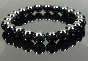 Black Tourmaline Natural Gemstone Bracelet Therapeutic