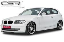 CSR Cupspoilerlippe BMW 1er E81/E87 (07-11) ohne M-Paket