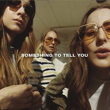 Something To Tell You - HAIM (CD, 2017, Columbia (USA))