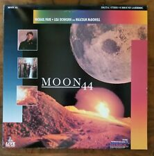 MOON 44●MALCOLM McDOWELL●MICHAEL PARE●IMAGE VIDEO●1990●NEAR MINT●LASER DISC●COOL