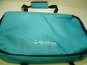 Anchor Hocking Insulated Travel Bag blue  for 3 Quantity 9 x 13 Dishes