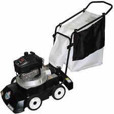 """Patriot (24"""") 6.5-HP Walk Behind Lawn Vacuum"""