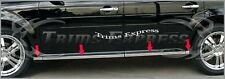 2009-2017 Ford Flex Flat Body Side Molding Accent Trim