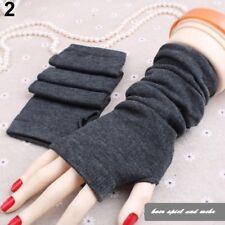 Damen-accessoires Rainbow Gestreift Handstulpen Gay Pride Strick Fingerlose Handschuhe Brite Rabe Kleidung & Accessoires