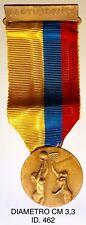 Campeonato Nacional de Basquetbol Pasto dicembre 1963 medaglia 462