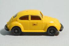 1002 Typ 4 Wiking Postwagen VW Käfer (Typ 6) 1970 - 1974 / gelb