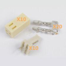 20* KF2510-2P 2.54mm Female Pin Terminals &10*Header &10*Housing Connector Kits