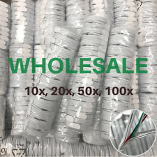 Wholesale iPhone Charger 3Ft Lot Lightning Cable For Apple 8 7 6 5 USB Data Cord