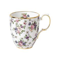 100 Years of Royal Albert 1940 English Chintz Mug