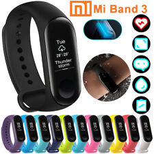 Original Xiaomi Mi Band 3 Smart Wristband Bracelet Watch OLED 50m Waterproof Lot