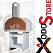 forno a legna prefabbricato per pizza LINEA VZ modello PORTICI chiama x sconto