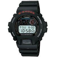 Casio G-Shock DW-6900-1V Black Men's 200m Classic Digital Sports Watch