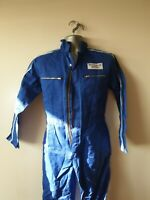 """Work Wear PPE Overalls Coverall Painters Boiler Suit size S 36R 36"""" chest #545"""