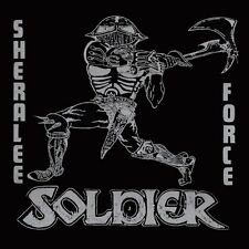Soldier-Sheralee C/W FORCE (new*lim.500*5th ed. replica * NWOBHM Classic)