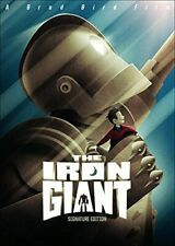 The Iron Giant: Signature Edition [Includes Digital Download] [DVD][Region 2]