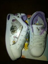 NWT GIRLS DISNEY FAIRIES TINKER BELL SNEAKERS TENNIS SHOES SIZE 3 CUTE!