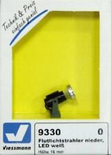 Viessmann 9330 0 - LED- Flutlichtstrahler nieder NEU & OvP