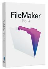 FileMaker Pro 14 License Key Card for Mac & Windows, FULL VERSION, Free Shipping