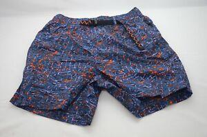 Nike ACG Trail Shorts Purple/Orange Men's Multiple Sizes NWT BQ3621 340