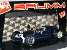 Brumm R279 Cooper T51 Stiring Moss 1959 Italian GP #14 1/43