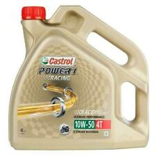 Castrol POWER1 Racing 4T 10W-50 Lubrifiant 4L