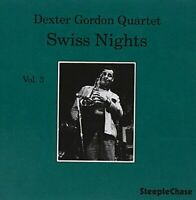 Dexter Gordon Quartet - Swiss Nights Vol 3 [CD]