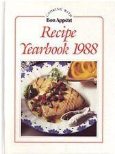 Bon Appetit Recipe Yearbook - 1988