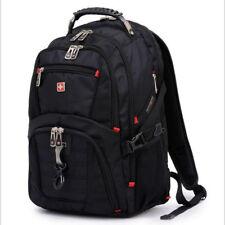 Hot Swiss gear Waterproof Travel Bag Laptop Backpack Notebook School Bag Gifts