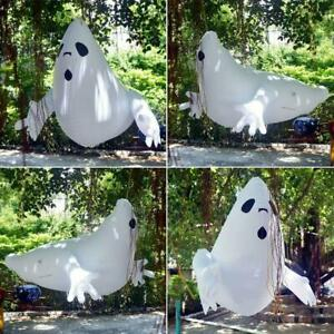 Halloween PVC Inflatable Animated Ghost Yard Shopping mall Party Decoration
