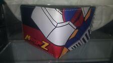 Mazinger Z wallet Anime Cartoon Fold Wallet Tranzor Z vintage mecha robot