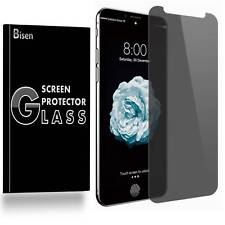 For iPhone X [BISEN] Privacy Anti-Spy Tempered Glass Screen Protector Guard