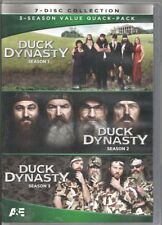 Movie DVD - DUCK DYNASTY: 3 Season Value Quack Pack - Pre-Owned - A&E