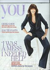 Davina McCall 18 September 2016   MAIL ON SUNDAY You Magazine   NEW