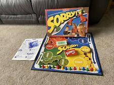Sorry! Board Game Waddingtons 1997 Vintage, Complete